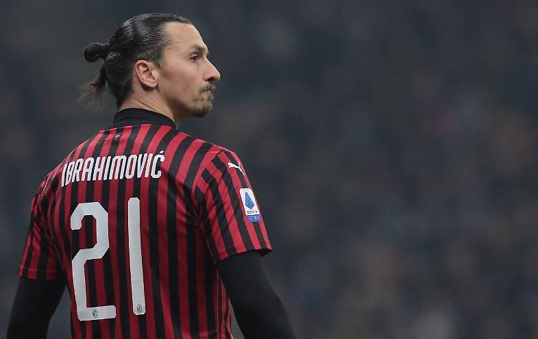 Zlatan Ibrahimovic è positivo al Coronavirus