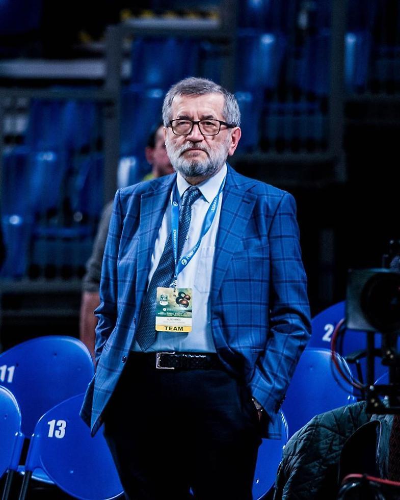 BASKET: Meo Sacchetti è il nuovo coach della Fortitudo