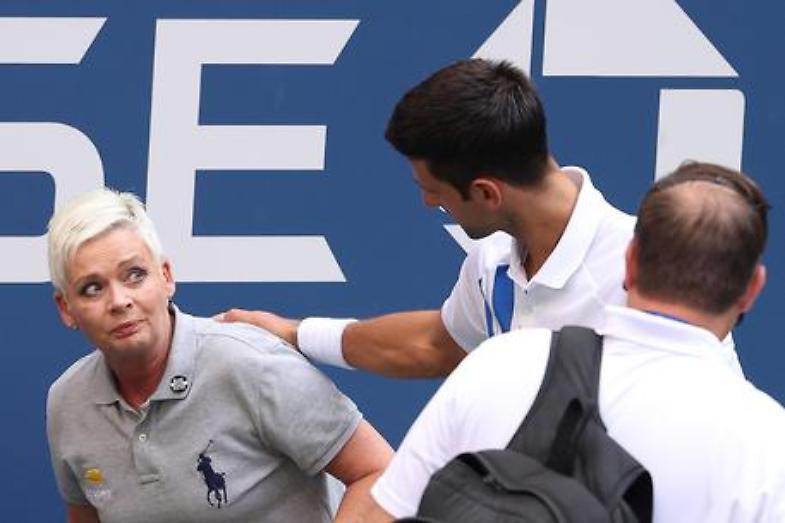 Us Open: Djokovic,'mi sento vuoto, servirà da lezione'