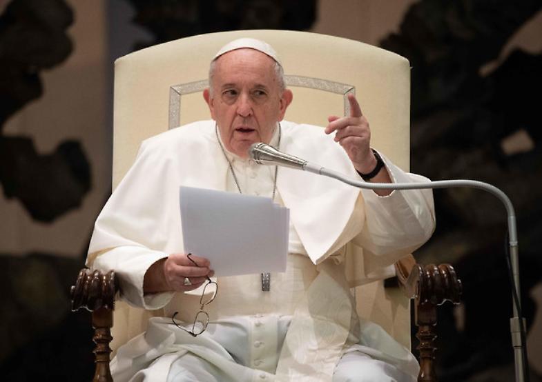 I gay, il Papa e la
