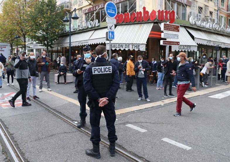 Attentato a Nizza, due vittime
