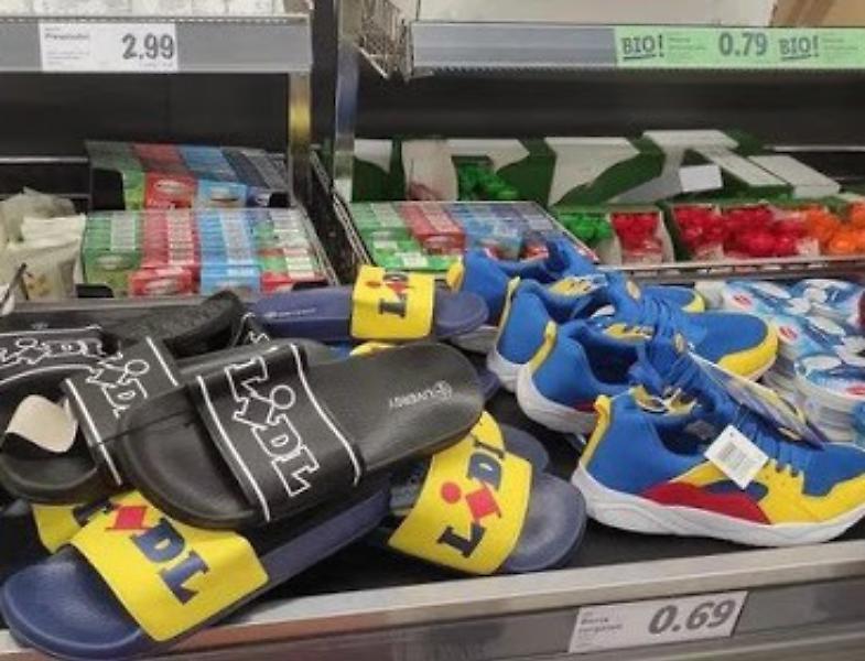 Perché le scarpe Lidl sono andate a ruba