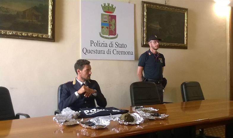 Spaccia droga: arrestato, processato e condannatoGià libero perché incensurato