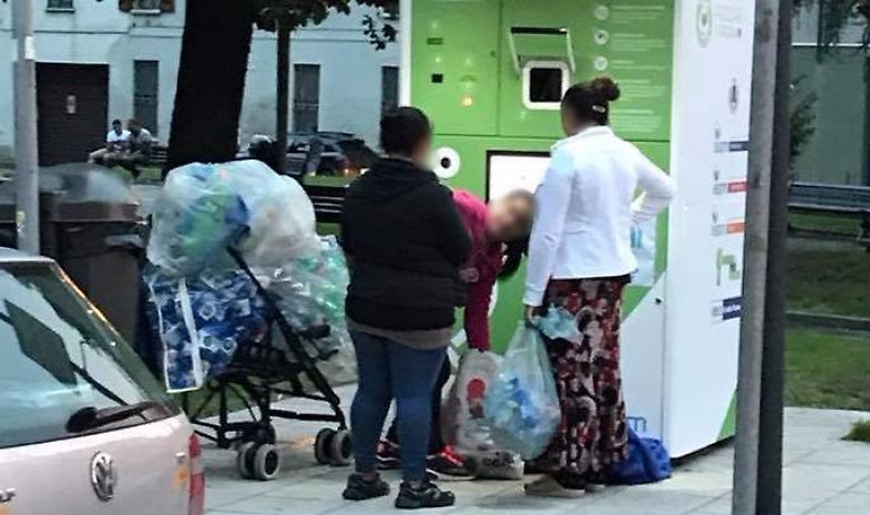 Rubano plastica per gli sconti, denunciate e multate tre rom