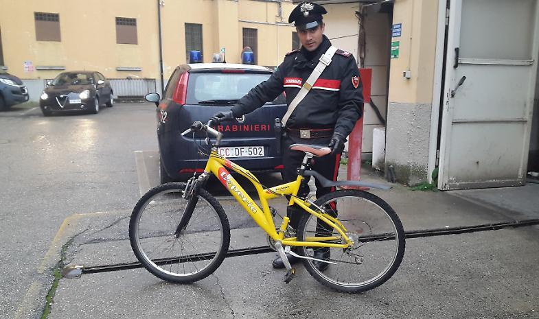 Presi i ladri di biciclette