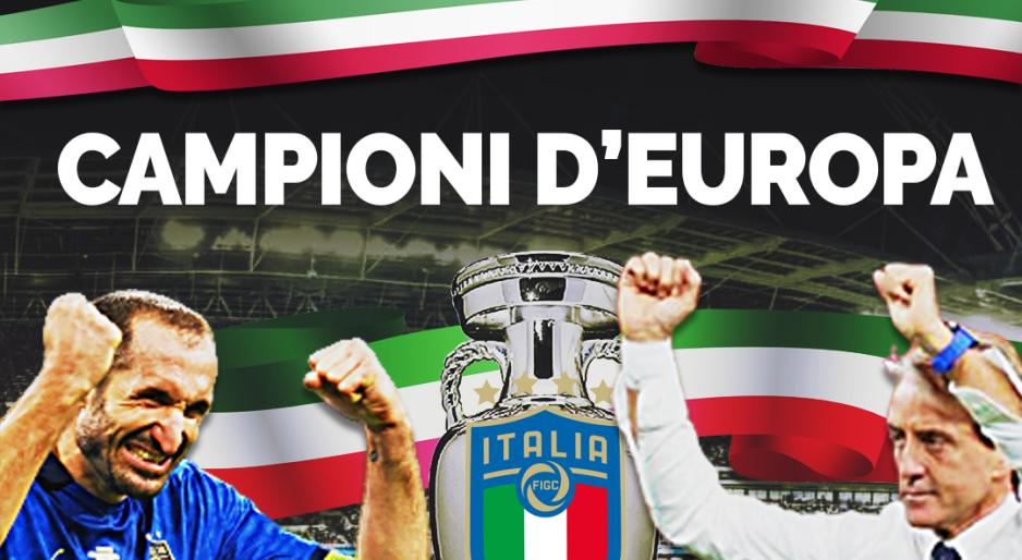 Campioni d'Europa!!!