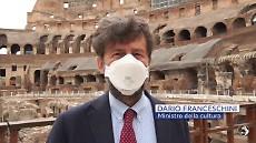 """Colosseo, Franceschini """"Ricostruzione arena grande sfida"""""""