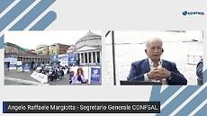 """Confsal, Margiotta """"Saldare debito con i giovani"""""""