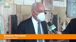 """Rosa Camuna 2020 a Percassi """"Pandemia vera gara da vincere"""""""