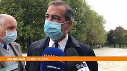 """Milano, Sala: """"Rafforzeremo ruolo Polizia Locale in ore notturne"""""""