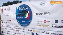 Vela, a Palermo i mondiali Classe Paralimpica Hansa