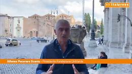"Roma, Pecoraro Scanio: ""Incendio Ponte Industria sospetto, ora basta"""