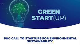 Da P&G un progetto per le start up green
